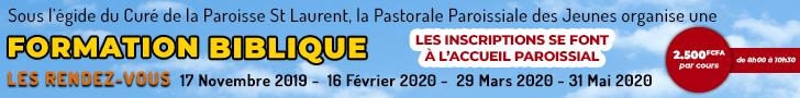 Formation Biblique St Laurent Kouté