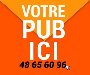 Votre publicité ici St Laurent Kouté