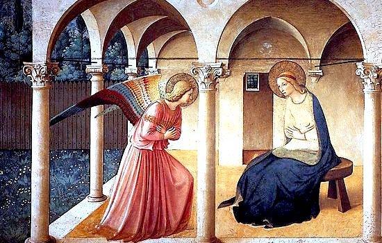 Je vous salue Marie