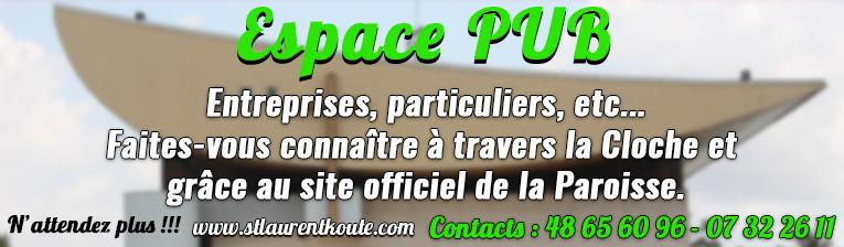 Espace PUB St Laurent Kouté
