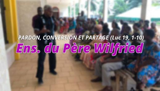 Retraite Paroissiale Père Wilfried