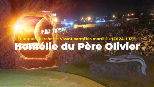 Veillée Pascale 2019 Paroisse St Laurent de Kouté