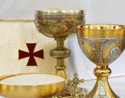 catholique eucharistie