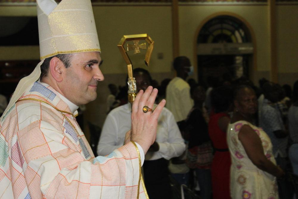 Mgr Paolo Borgia