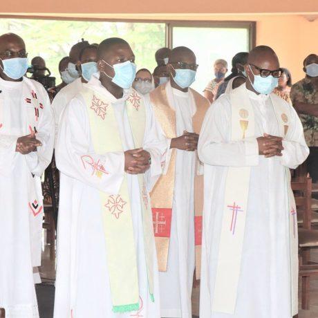 Congres Extraordinaire du clergé ivoirien