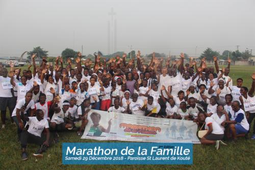 Marathon de la Famille 2018